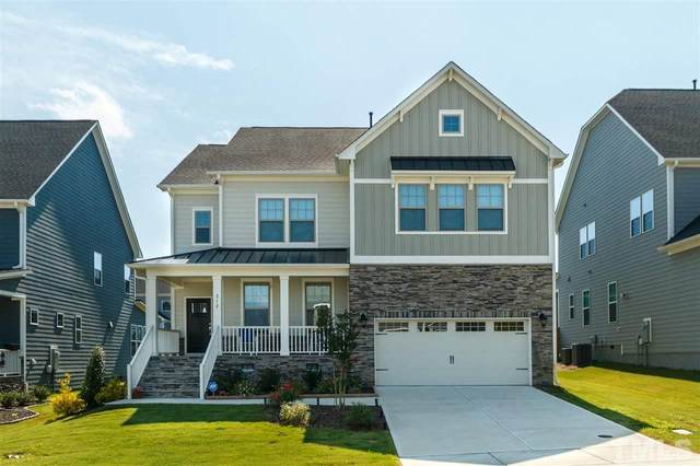 212 Hensley Hill Place, Holly Springs, NC 27540 (#2329744) :: Realty World Signature Properties
