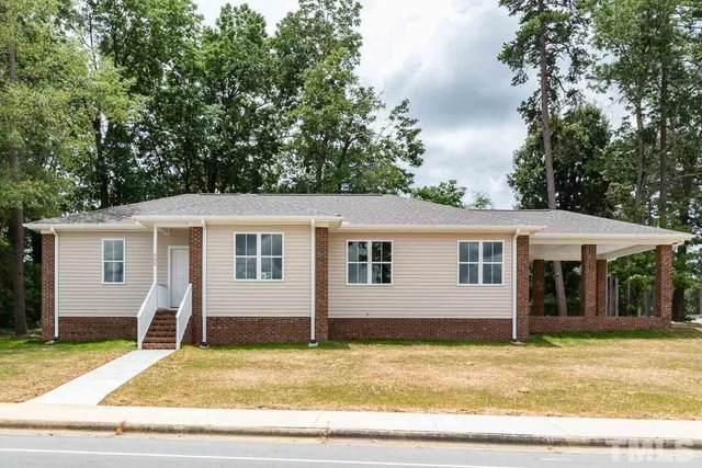 505 E Pine, Graham, NC 27253 (#2329780) :: Sara Kate Homes