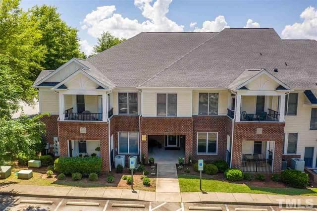 800 Savannah Ridge Court #115, Holly Springs, NC 27540 (#2329805) :: Saye Triangle Realty