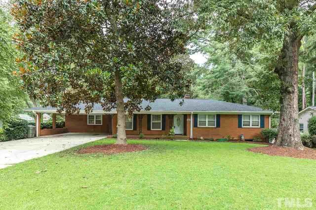 111 Oakdale Street, Fuquay Varina, NC 27526 (#2329814) :: Triangle Top Choice Realty, LLC