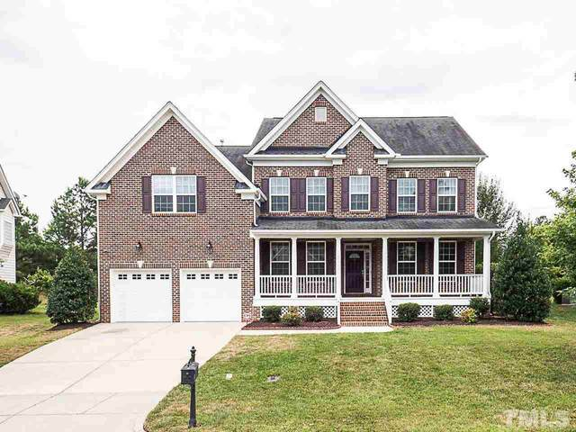 811 Potterstone Glen Way, Cary, NC 27519 (#2329815) :: Raleigh Cary Realty