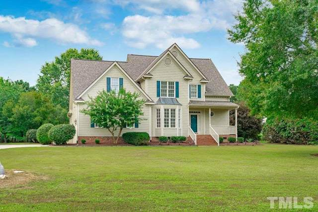 4403 Arden Forest Road, Holly Springs, NC 27540 (#2329840) :: The Beth Hines Team