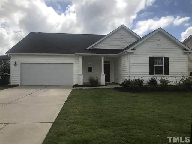 116 Eno Drive, Holly Springs, NC 27540 (#2329868) :: Saye Triangle Realty