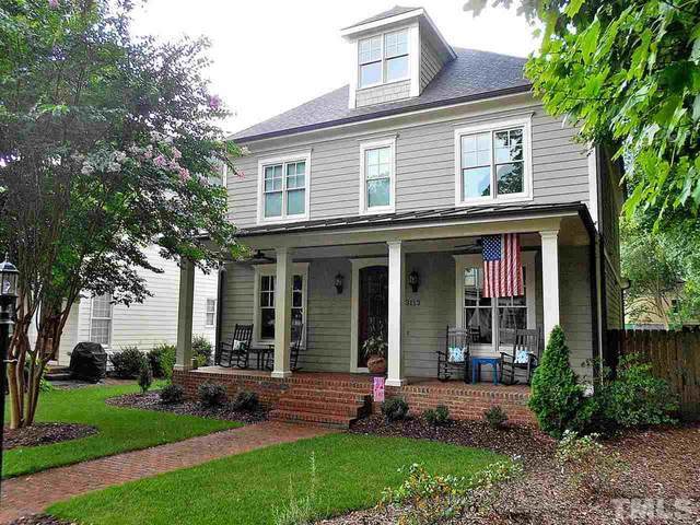 3113 Raymond Street, Raleigh, NC 27607 (#2329883) :: M&J Realty Group