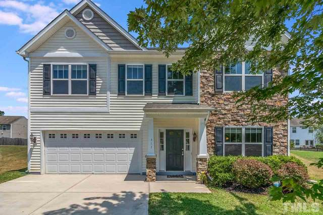 313 Pink Dogwood Lane, Mebane, NC 27302 (#2329892) :: Realty World Signature Properties