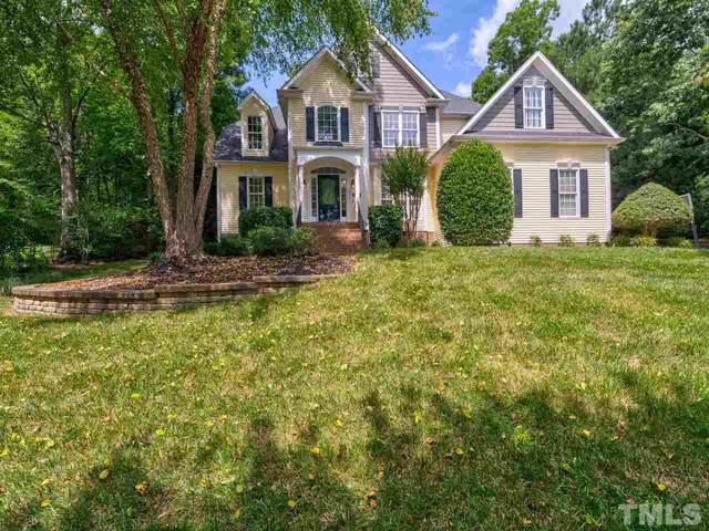 7805 Fairlake Drive, Wake Forest, NC 27587 (#2329901) :: Dogwood Properties