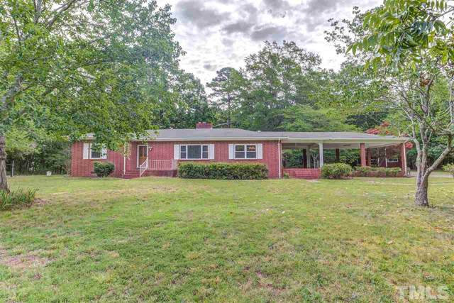 8020 Thompson Mill Road, Wake Forest, NC 27587 (#2329916) :: The Jim Allen Group