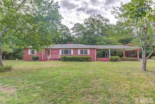8020 Thompson Mill Road, Wake Forest, NC 27587 (#2329916) :: Dogwood Properties