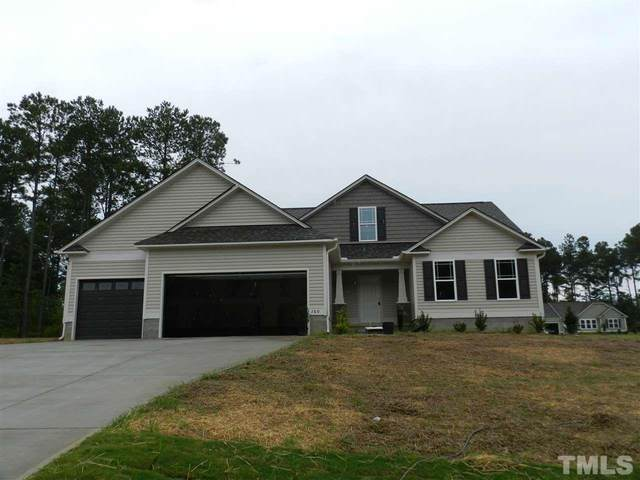 160 Everwood Drive, Four Oaks, NC 27524 (#2329917) :: Raleigh Cary Realty