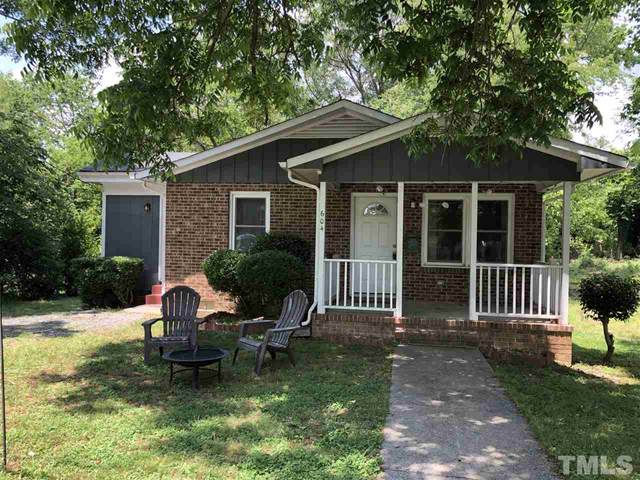604 Craig Street, Chapel Hill, NC 27516 (#2329935) :: Marti Hampton Team brokered by eXp Realty