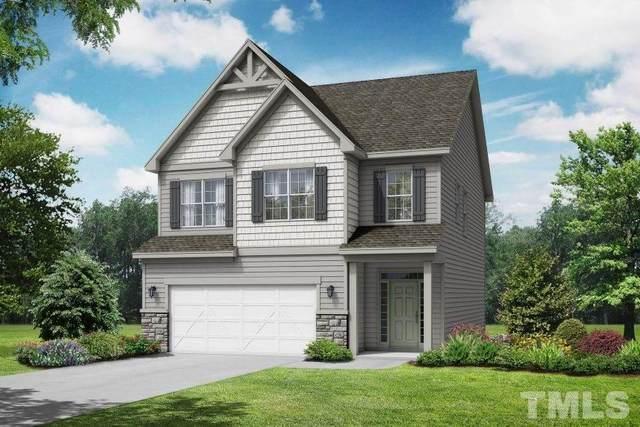 56 Lockhaven Drive, Garner, NC 27529 (#2329945) :: Raleigh Cary Realty