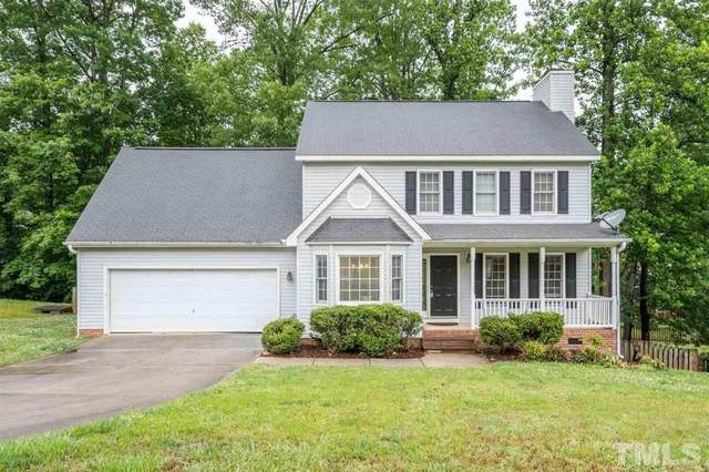 205 Crossfire Road, Holly Springs, NC 27540 (#2329990) :: The Perry Group