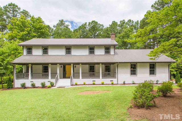 168 Trundle Ridge Road, Sanford, NC 27330 (#2330012) :: The Perry Group