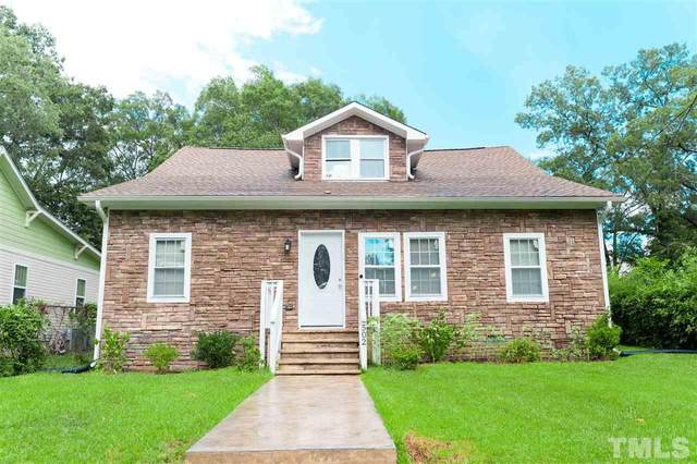 502 N Hyde Park, Durham, NC 27703 (#2330018) :: The Perry Group