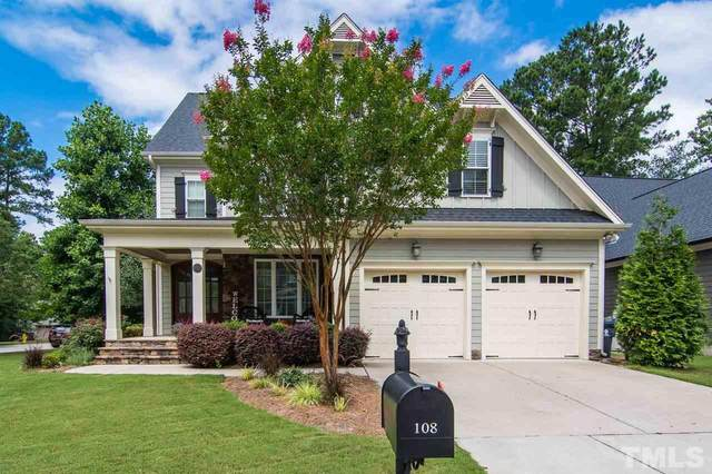 108 Sunstream Court, Holly Springs, NC 27540 (#2330027) :: Raleigh Cary Realty