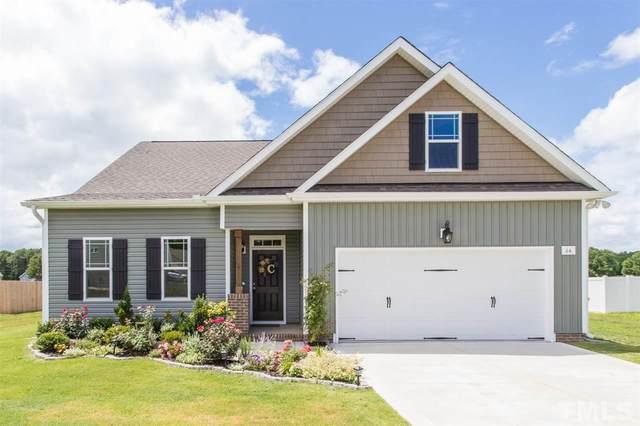 64 Marywood Drive, Clayton, NC 27520 (#2330051) :: Triangle Top Choice Realty, LLC