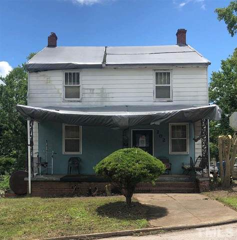 202 Dunstan Avenue, Durham, NC 27707 (#2330054) :: RE/MAX Real Estate Service