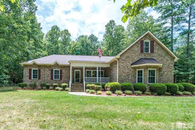 3642 Pine Needles Drive, Wake Forest, NC 27587 (#2330062) :: The Perry Group