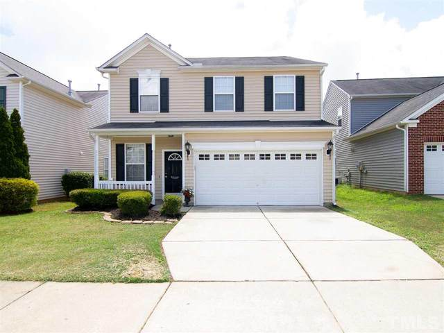 305 Cline Falls Drive, Holly Springs, NC 27540 (#2330082) :: M&J Realty Group