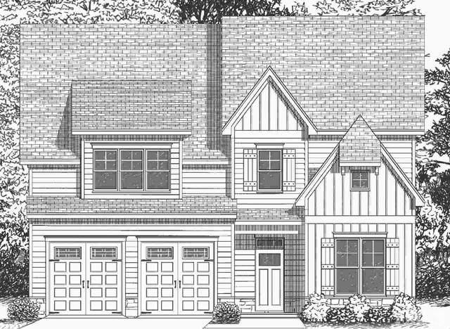 104 Logans Manor Drive, Holly Springs, NC 27540 (#2330100) :: The Perry Group