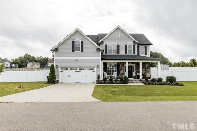 28 Edgewood Lane, Garner, NC 27529 (#2330141) :: Dogwood Properties