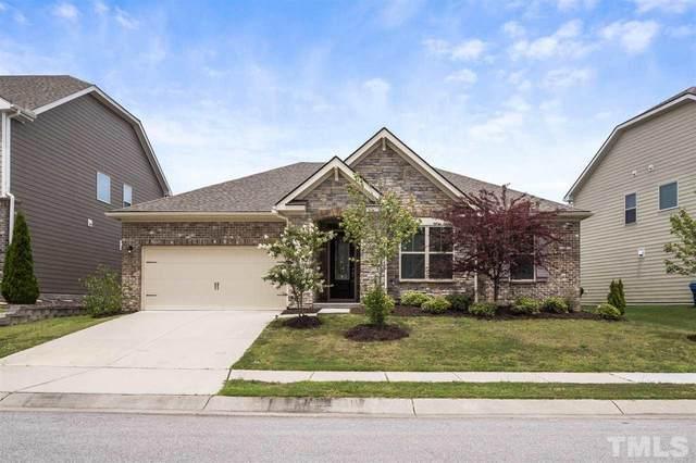 1807 Capstone Drive, Durham, NC 27713 (#2330187) :: Real Estate By Design