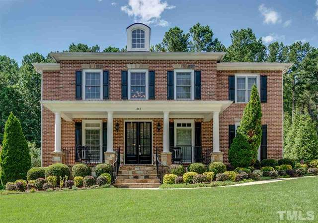 104 Aspenridge Drive, Holly Springs, NC 27540 (#2330199) :: Raleigh Cary Realty