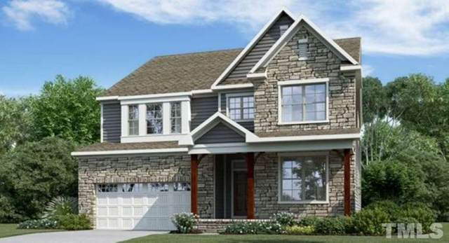 400 Fire Opal Lane 1 Eastman C, Holly Springs, NC 27540 (#2330220) :: Marti Hampton Team brokered by eXp Realty