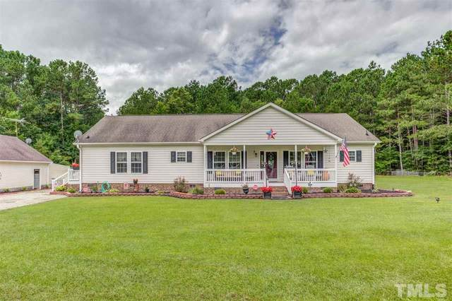 705 Thanksgiving Fire Road, Clayton, NC 27576 (#2330254) :: Spotlight Realty