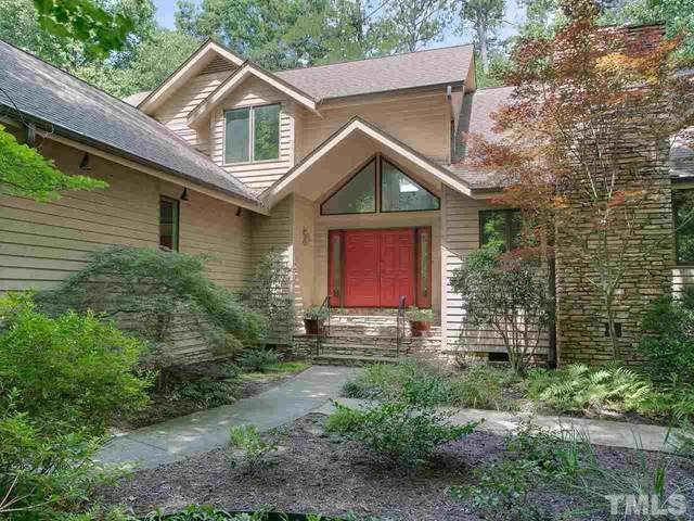 313 Azalea Drive, Chapel Hill, NC 27517 (#2330267) :: Marti Hampton Team brokered by eXp Realty