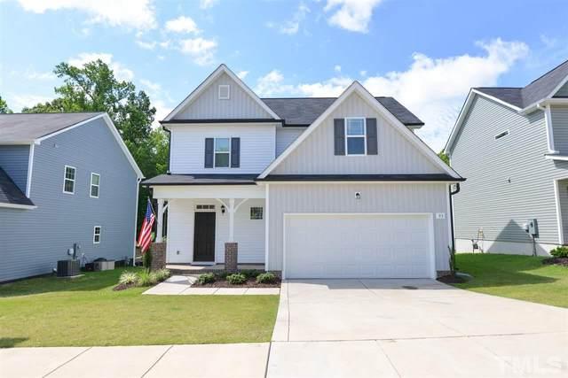 93 W Lumber Court, Clayton, NC 27520 (#2330283) :: Dogwood Properties