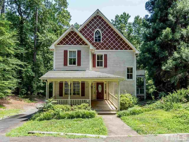 427 Brookside Drive A, Chapel Hill, NC 27517 (#2330317) :: Triangle Just Listed