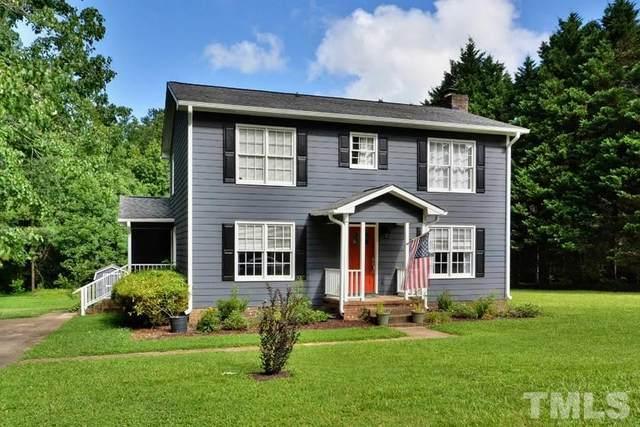 1400 Woods Creek Drive, Garner, NC 27529 (#2330320) :: Real Estate By Design