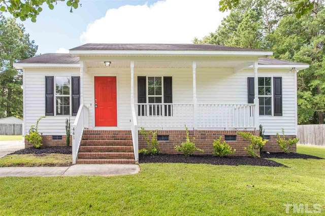 441 Fowlkes Street, Wendell, NC 27591 (#2330344) :: Marti Hampton Team brokered by eXp Realty