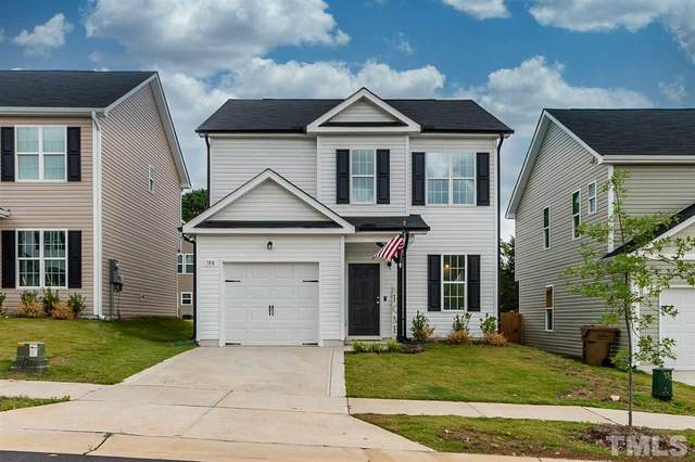 108 Pumpkin Hill Ridge, Clayton, NC 27520 (#2330345) :: Rachel Kendall Team