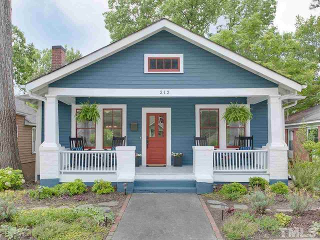 212 E Geer Street, Durham, NC 27701 (#2330372) :: Raleigh Cary Realty