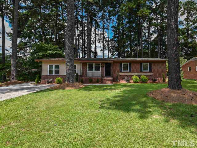 803 N Sharpe Street, Selma, NC 27576 (#2330387) :: The Beth Hines Team
