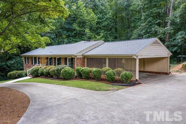 161 Pine Cone Drive, Oxford, NC 27565 (#2330392) :: Marti Hampton Team brokered by eXp Realty