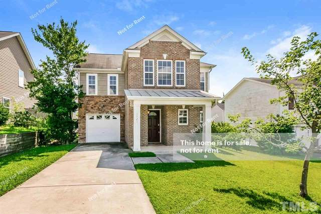 Tellis Drive, Knightdale, NC 54581 (#2330406) :: Raleigh Cary Realty