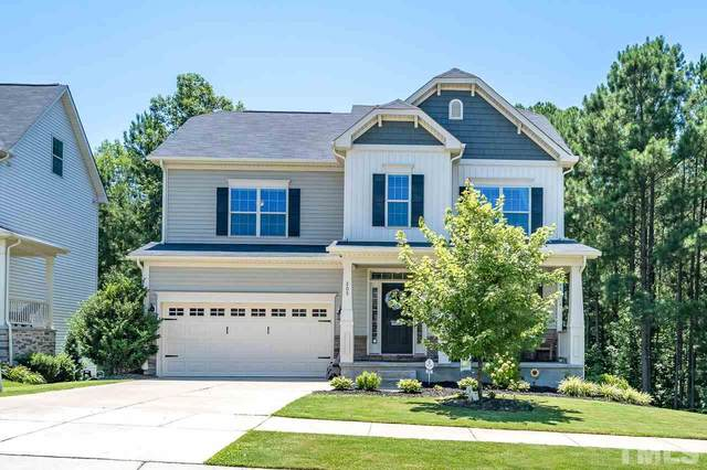 205 Sweet Violet Drive, Holly Springs, NC 27540 (#2330455) :: Rachel Kendall Team