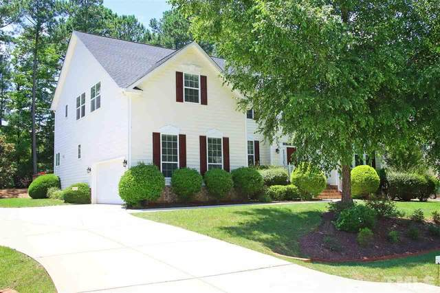 8428 Piney Branch Drive, Apex, NC 27539 (#2330476) :: Raleigh Cary Realty