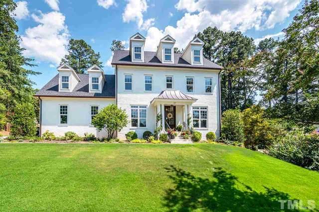 817 Richmond Street, Raleigh, NC 27609 (#2330485) :: Raleigh Cary Realty