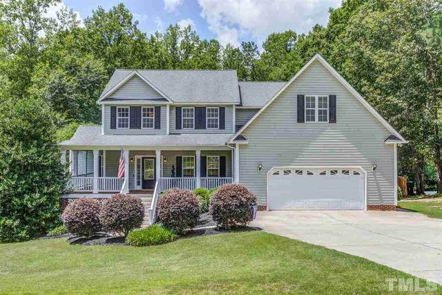 198 Durwood Drive, Raleigh, NC 27603 (#2330488) :: Marti Hampton Team brokered by eXp Realty