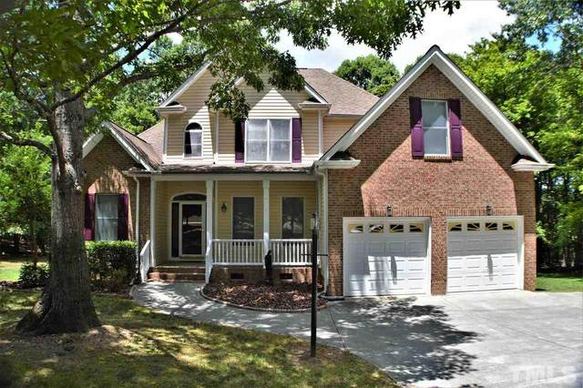 185 Woodcroft Drive, Youngsville, NC 27596 (#2330512) :: Realty World Signature Properties