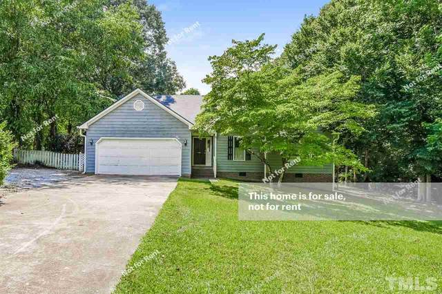 7036 Kristi Drive, Garner, NC 27529 (#2330521) :: Realty World Signature Properties