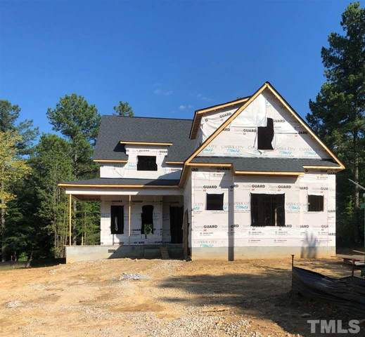 712 Cabin Creek, Pittsboro, NC 27312 (#2330529) :: The Perry Group