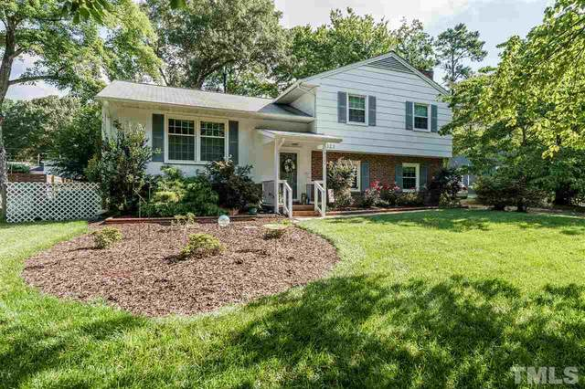 5323 Collingswood Drive, Raleigh, NC 27609 (#2330547) :: The Jim Allen Group