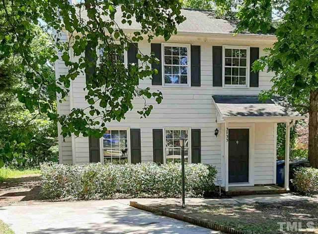 3733 E Phillips Way, Durham, NC 27713 (#2330550) :: Realty World Signature Properties