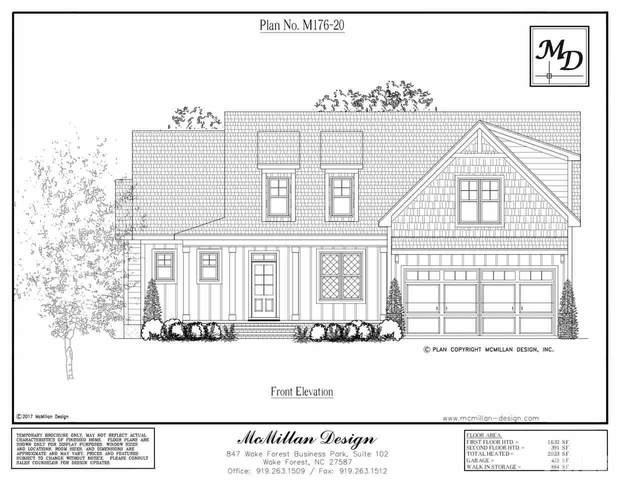 Lot 1 Cooke Road, Louisburg, NC 27549 (#2330559) :: The Jim Allen Group