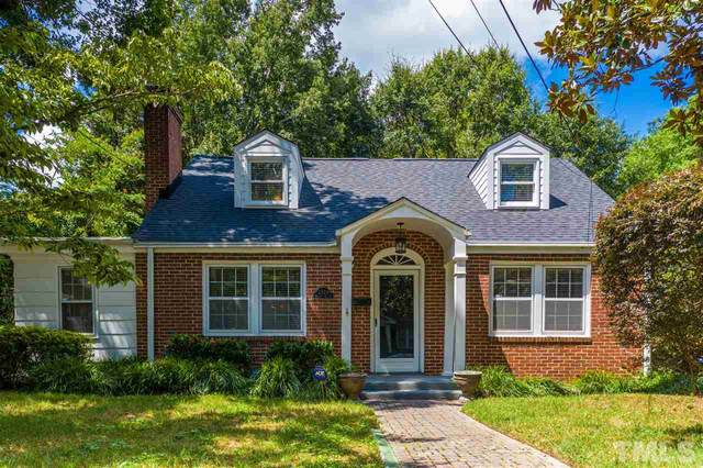 2724 Everett Avenue, Raleigh, NC 27607 (#2330580) :: M&J Realty Group